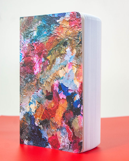 """MOSAIC"" - softbound notebook"