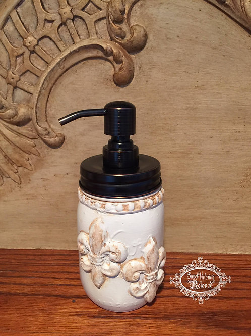 DECOR SOAP PUMPS