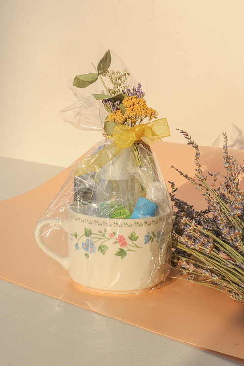 PACKAGED CARE GIFT CUP