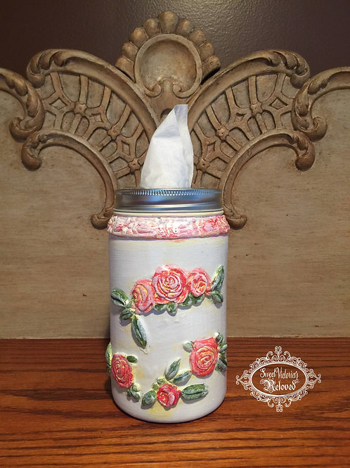 DECOR TISSUE JARS