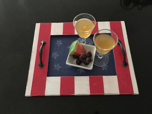 DECOR TRAYS 4th of July