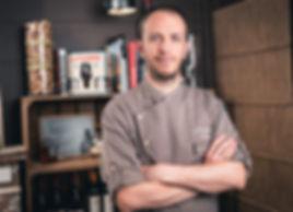 Sebastien Serroyen L'atelier 28 (restaurant Lasne)