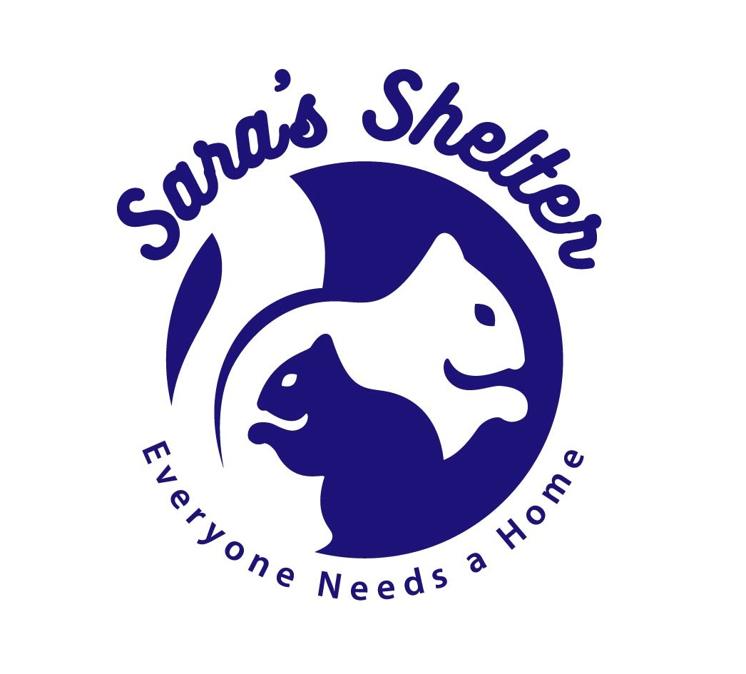 Saras Shelter2 Sticker