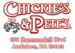 Chickie & Petes Audubon