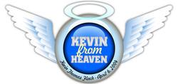 Kevin from heaven Sticker