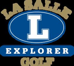 lasalle golf sticker