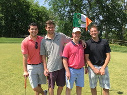 Cassidy - Duffy - Winning - Stokley Foursome
