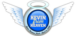 Kevin from Heaven - Flag