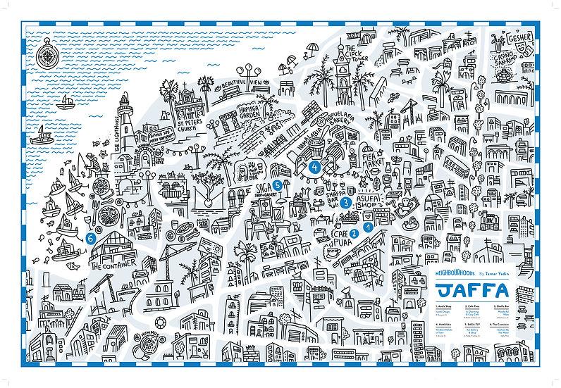 JAFFA / Tamar Yadin