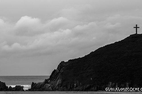 Mar y cruz - Espagne