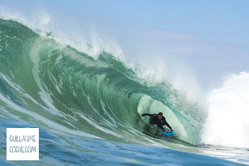 """"""" No waves in Brittany """" they said - Quiberon"""
