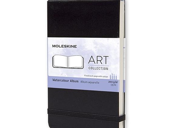Moleskine Art Watercolor Album L