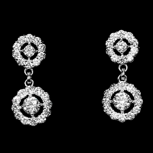 Bucci Jeweler's Earrings