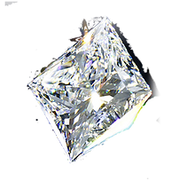 Bucci Jewelers Diamond Guide - Princess Cut Diamond