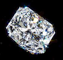 Bucci Jewelers Diamond Guide - Radient Cut Diamond