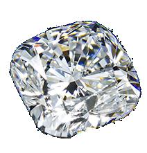 Bucci Jewelers Diamond Guide - Cushin Cut Diamond