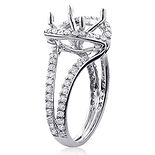 Bucci Jewelers Semi-Mount Ring Image Gallery