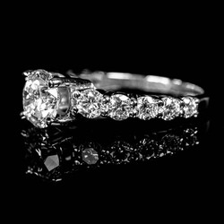 Bucci Jewelers Engagement Ring