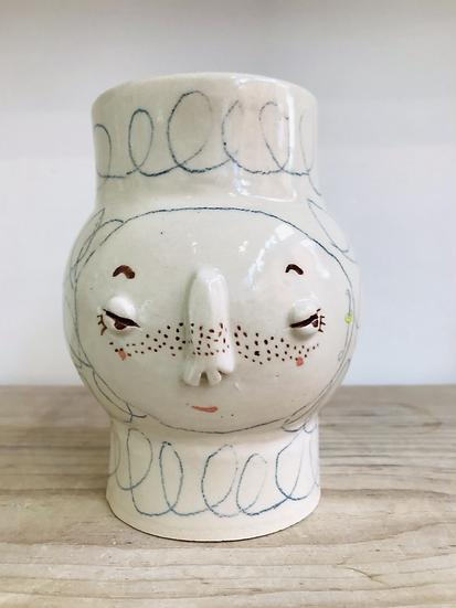 Kindface Scribble vase