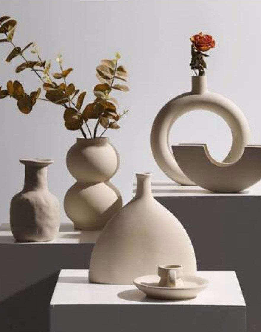 Coil a Vase Workshop