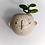 Thumbnail: Cinnamon Kindface Wall Pot