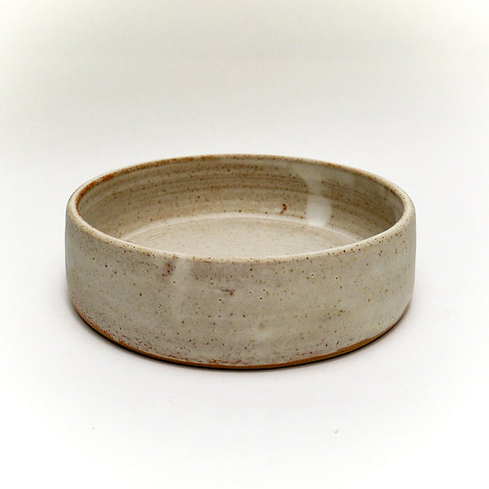 Straight Side Medium Bowl – Toasty Glaze