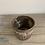 Thumbnail: Carved black clay beaker