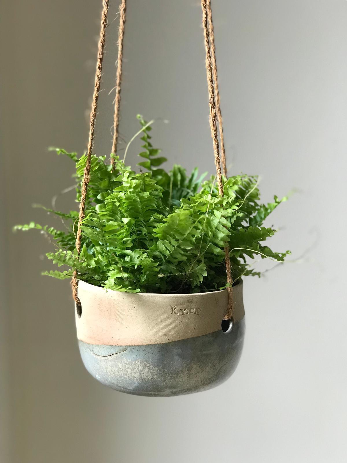 Coil a Hanging Planter Workshop