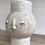Thumbnail: Sea salt glaze Kindface vase