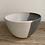 Thumbnail: Grey And White Tea Bowl / Ice Cream Bowl