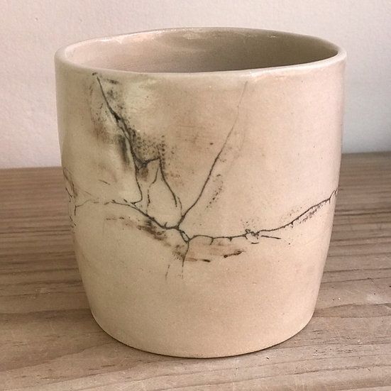 Marbled Beaker