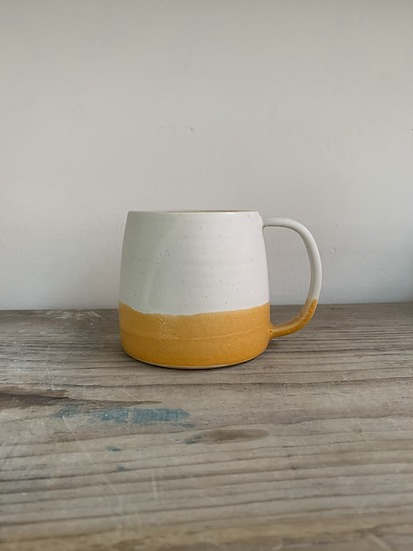 Orange Base Mug