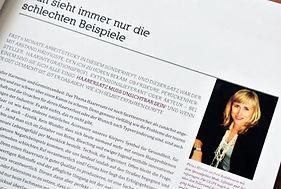 Veröffentlichung Petra Hützen