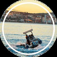 Lancha Damão 6,50m lazy lisbon cruises