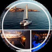 Catamaran Magano Lazy Lisbon Cruises