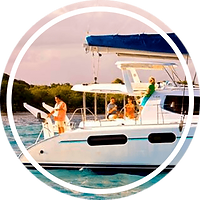 Catamaran leopard 44 lazy lisbon cruises