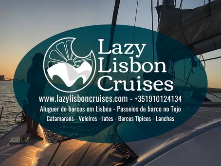 Lazy Lisbon Cruises - Passeios de Barco em Lisboa