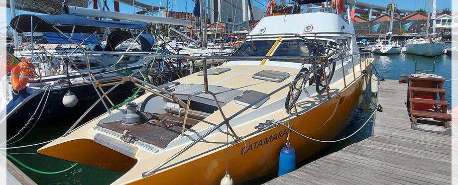 """Power Catamaran """"Catamaran"""""""