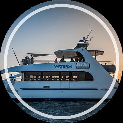 "catamatan ""Gaivota do Mar"" Lazy Lisbon Cruises"