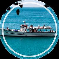 "Barco Típico ""Ana Franco"" Lazy Lisbon Cruises"