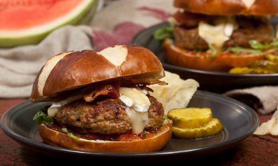Kalkun burger