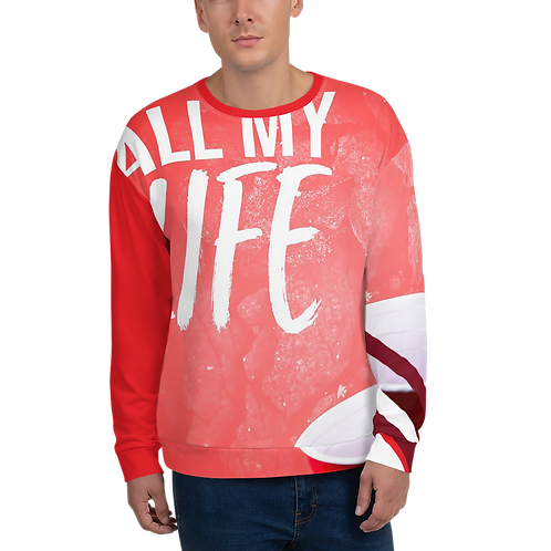"GMG ""All My Life"" Party Cups Sweatshirt"