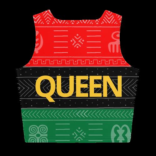Queen of the Earth Crop Top