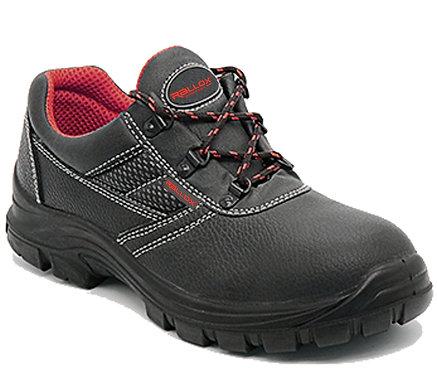Arbeitsschuhe RALLOX 22802 S3 schwarz rot (basic)