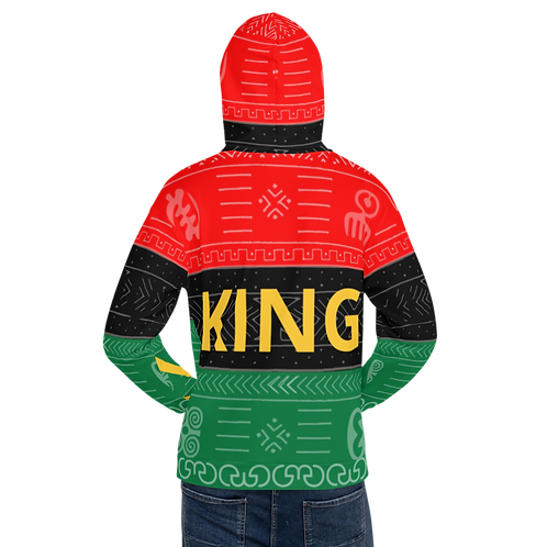 Strong and Proud King Hoodie