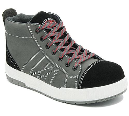 Arbeitsschuhe RALLOX 602 Sneakers S3 grau schwarz