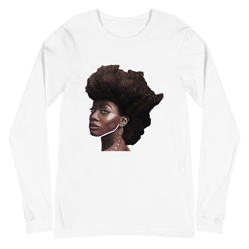 Queen of the Earth Long Sleeve Tee