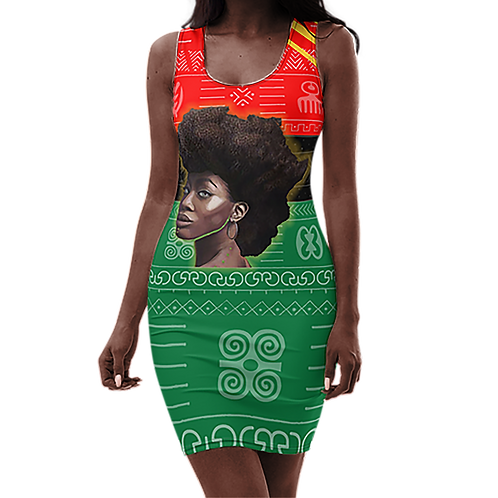 Queen of the Earth Dress