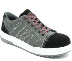 Arbeitsschuhe RALLOX 601 Sneakers S3 grau schwarz