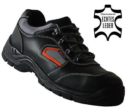 Arbeitsschuhe RALLOX 052  S3 schwarz echt Leder